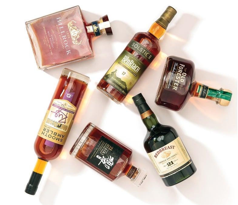 Winter Whiskeys