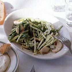 Marinated Zucchini and Green Bean Salad