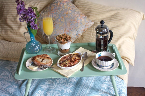 9 Mother's Day Breakfast in Bed Recipes