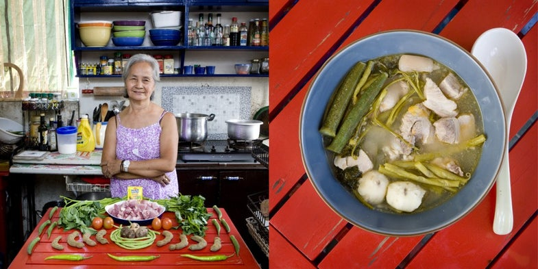 Weekend Reading: Cooking with Grandmothers, Blender Physics, Flowerpot Bread, and More