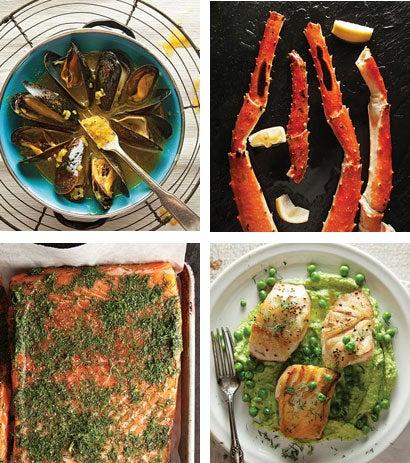 New Fish Cookbooks