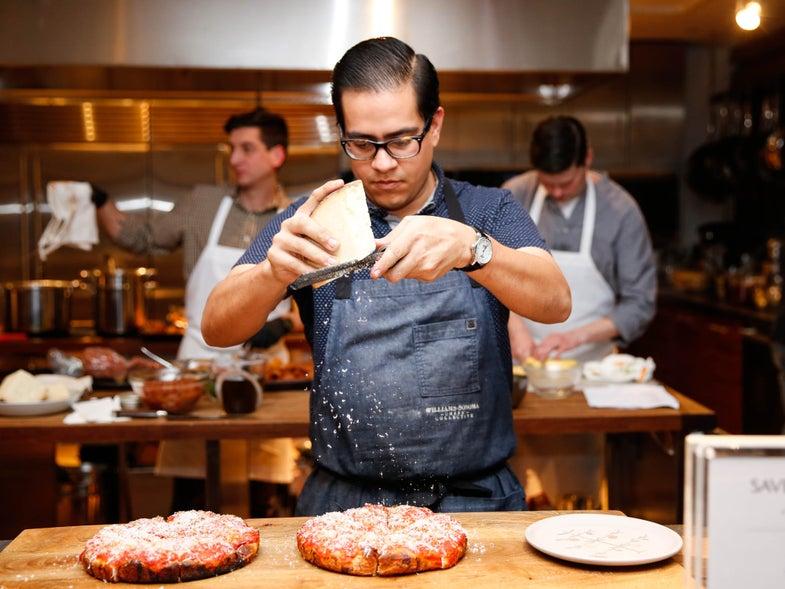 Chef Michael Toscano Cooks South Carolina Food Through an Italian Lens