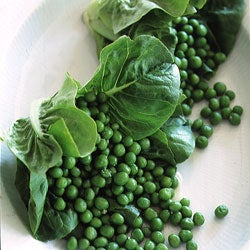 Peas and Lettuce