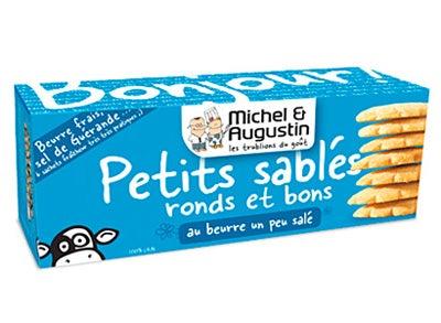 Michel et Augustin Petits Sablés
