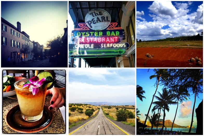 The Best Places We Visited in 2013