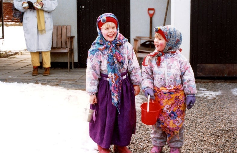 Witches, Candy, and Willow Branches: <em>Virpominen</em> in Finland