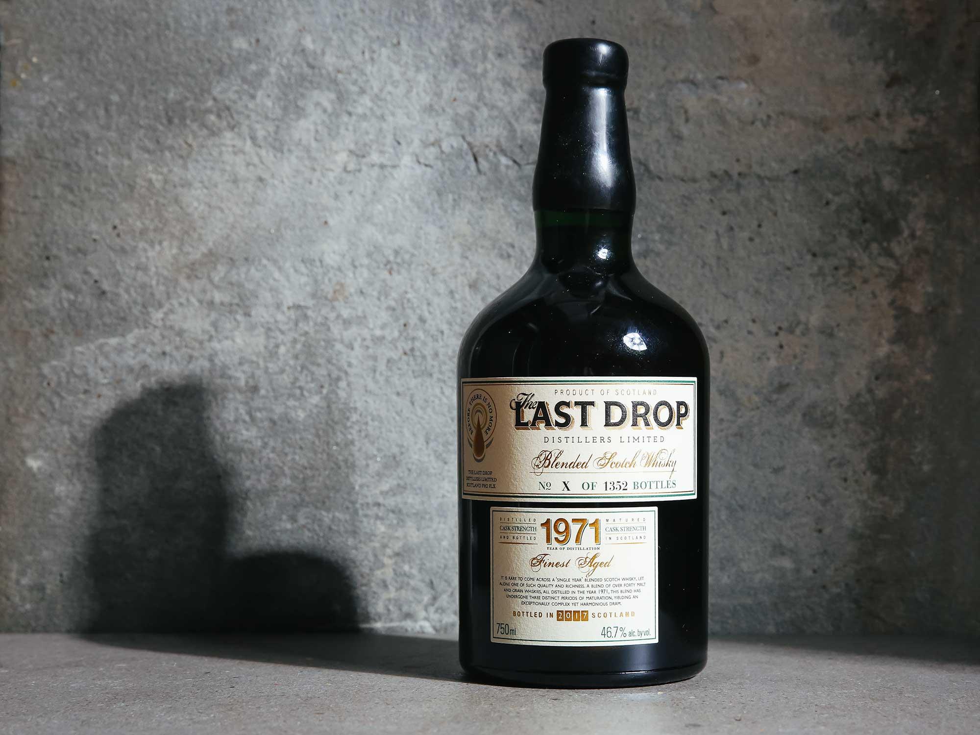 Last Drop Scotch