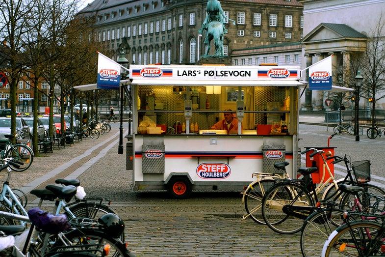 Danish Hot Dogs