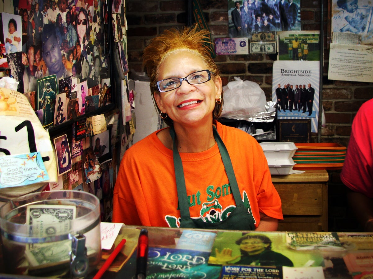 Tallahassee Soul: Olean's Cafe