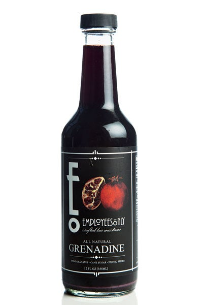 One Good Bottle: Employees-Only Grenadine