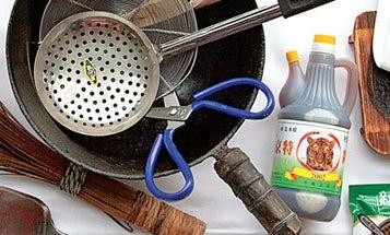 Stir-Fry Tools