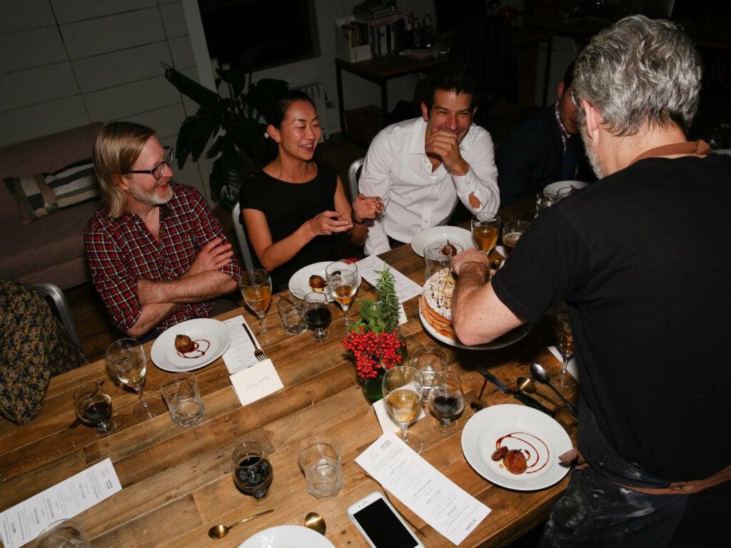 Goose Island, Saveur Supper, La Boite