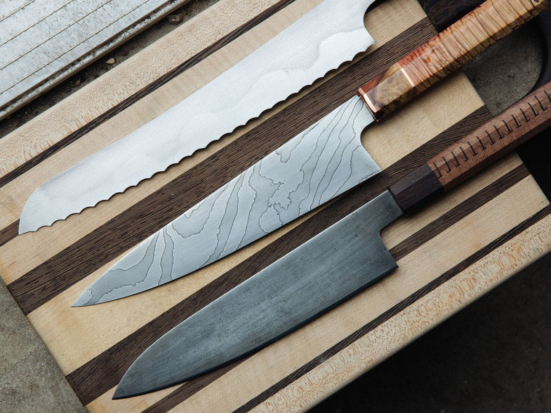 These Are Some of America's Most Gorgeous Knives