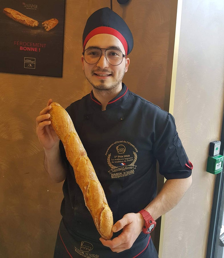 Meet the Youngest Winner of Paris' Grand Prize for Best Baguette