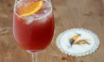 Friday Cocktails: The Napa Sour