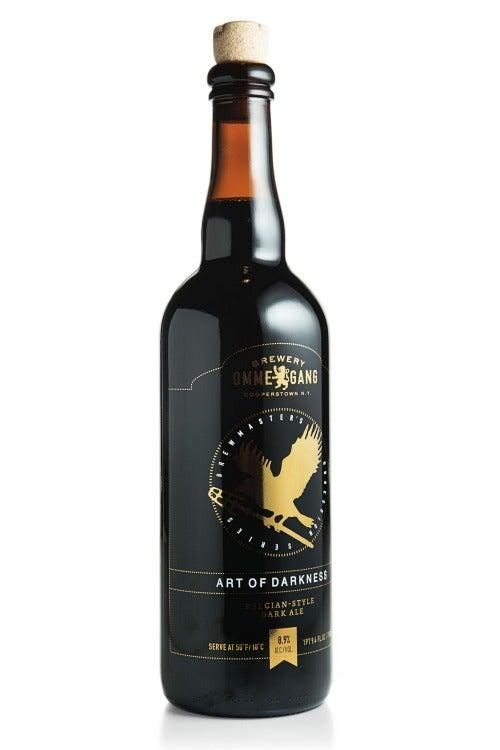 One Good Bottle: Dark Beauty