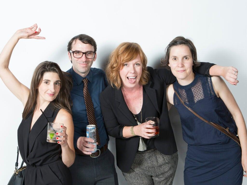 Sav Blog Awards Photobooth