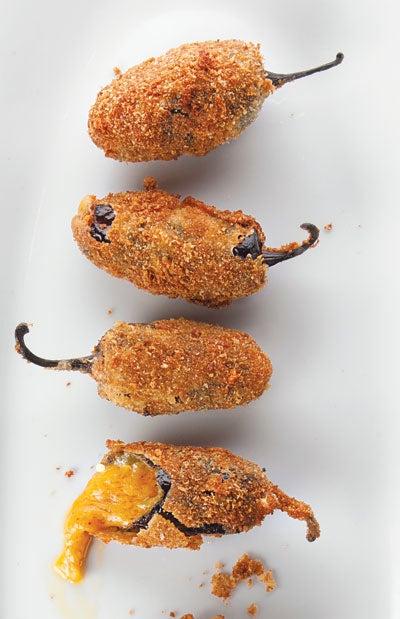 Homemade Jalapeño Poppers