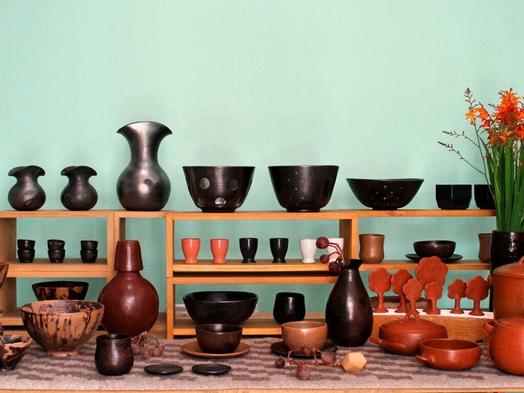 Oaxacan pottery