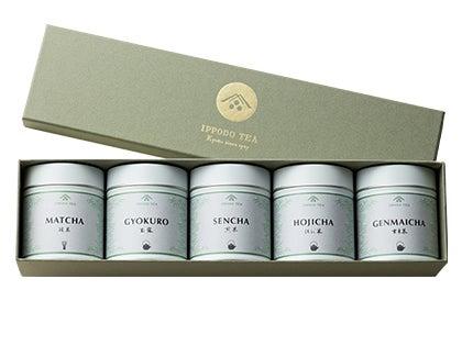 Ippodo Japanese Tea Starter Set