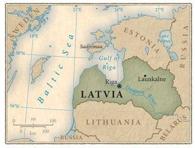 The Guide: Riga