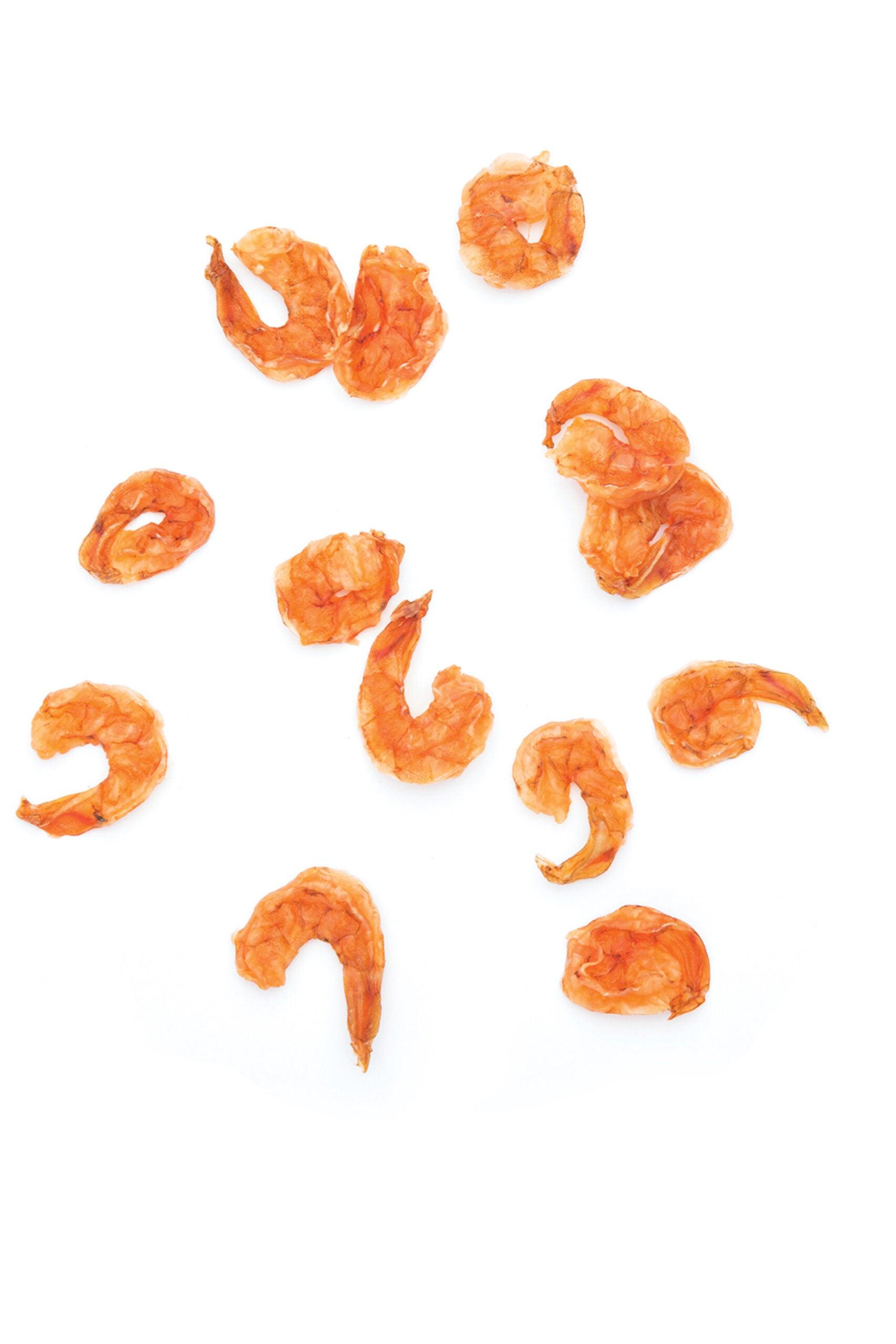 A Shrimp that Eats Like a Lobster