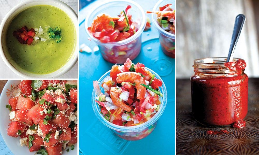 Menu: A No-Cook Mexican Meal