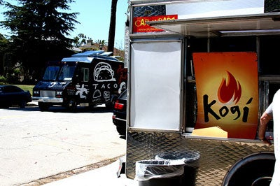 Eating in Los Angeles: Meals on Wheels