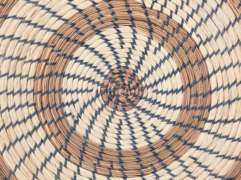 Gullah Basket Weaving