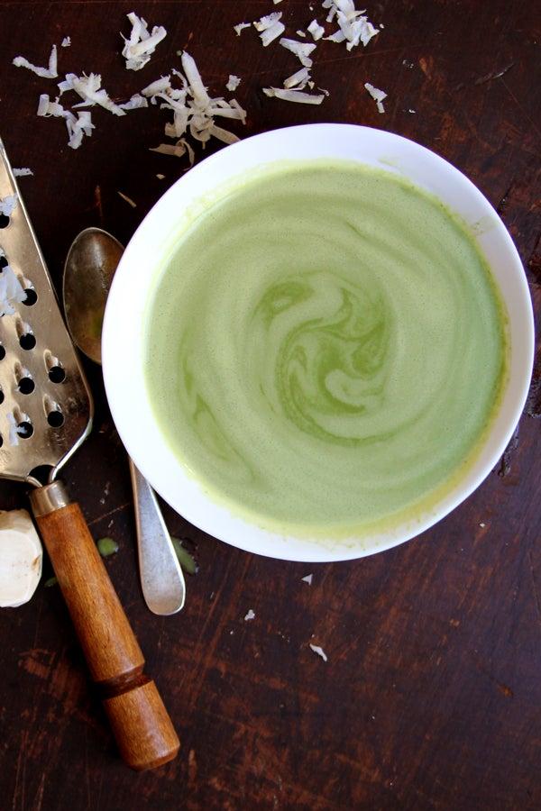 Cream of Parsley Soup