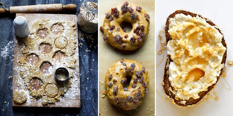 One Ingredient, Many Ways: Oats