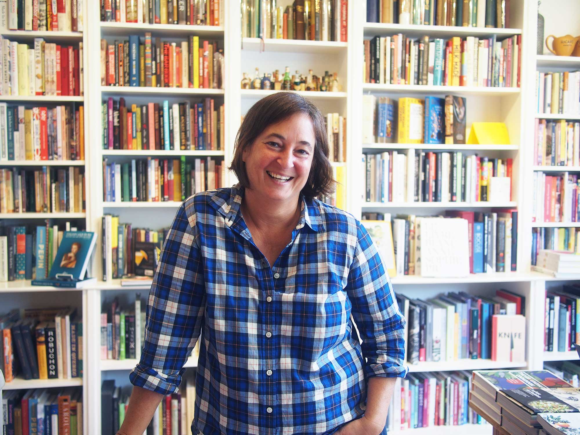Omnivore Books' Celia Sack Wants to See More African Cookbooks