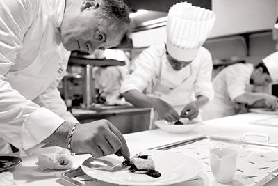 The Best Meals of the Road: The Michelin Guide