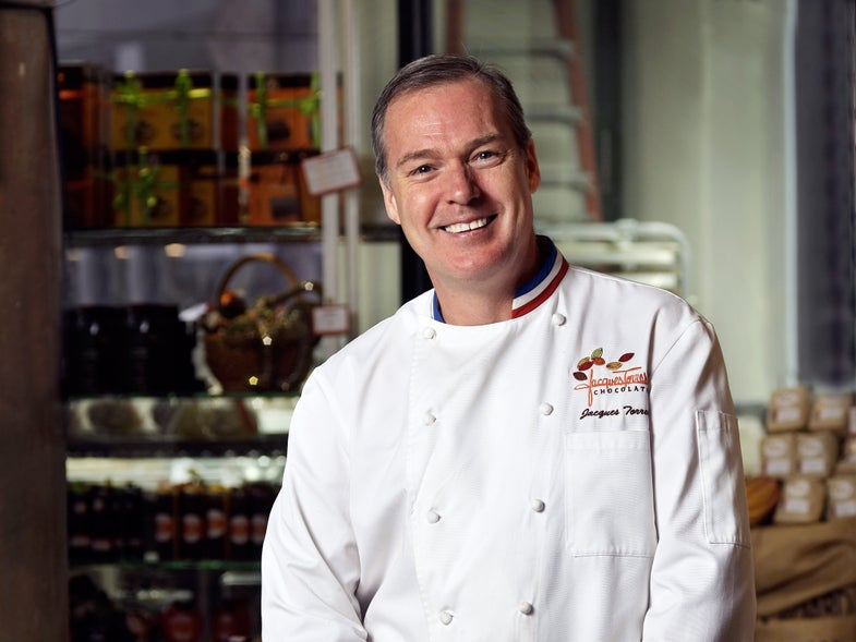 The Tenth Degree: Jacques Torres