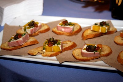 Eating Our Way Through Amanda Hesser and Melissa Clark's Double Cookbook Launch Party