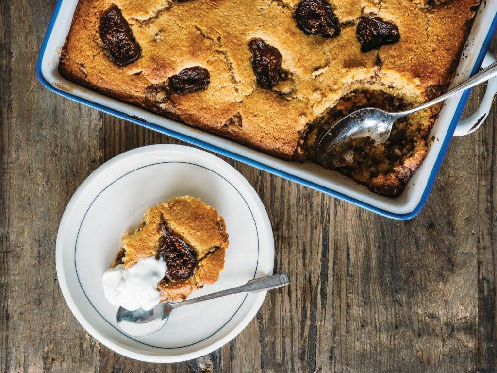 cornbread coffee cake
