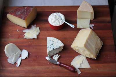 8 West Coast Cheese Sandwiches