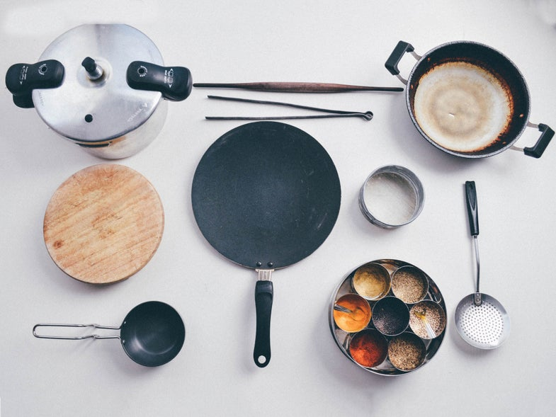 10 Essential Indian Cooking Tools for Making Perfect Flatbreads, Fritters, and Curries
