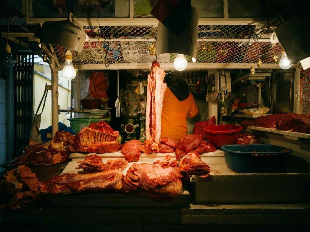 Bolivian Butcher