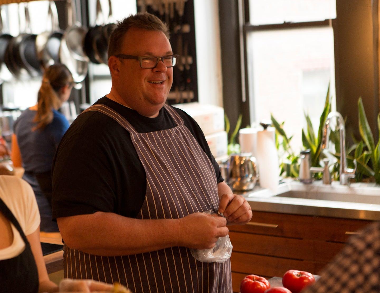 Houston Chef Chris Shepherd