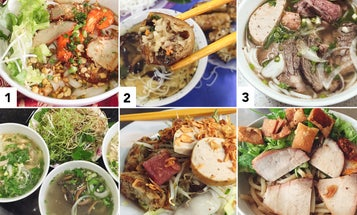 10 Noodle Dishes Not to Miss in Vietnam