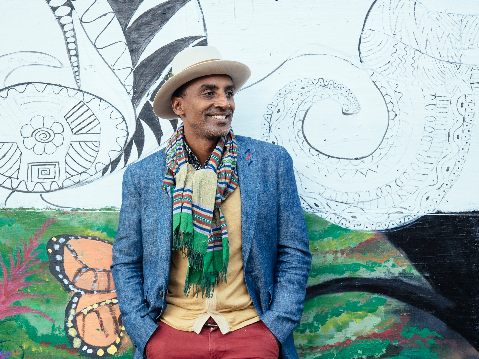 Marcus Samuelsson Dishes on How to Eat Harlem