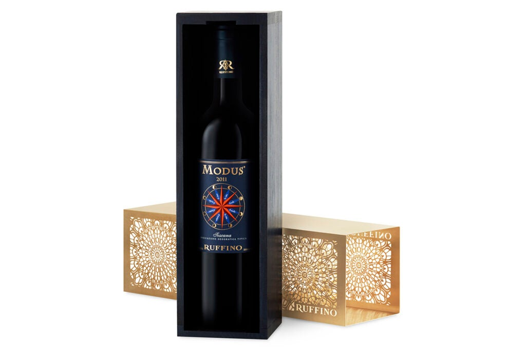 Ruffino Modus Luminaria wine