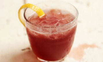 Friday Cocktails: Lady Shirley