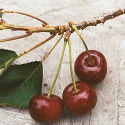 Sweet and Sour Cherries