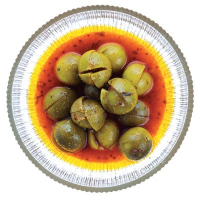 Indian Lime Pickles