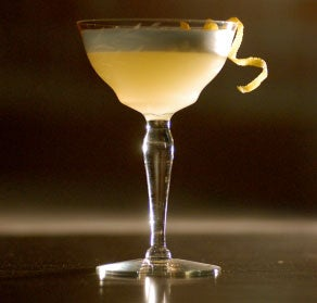 Eating in Texas: Cocktail Envy