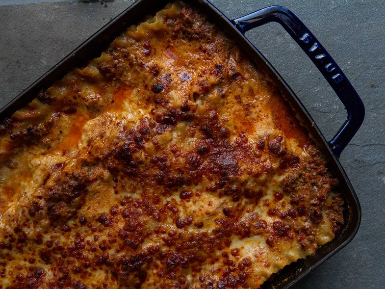 The Quick Lasagna That Tastes Like it Took All Day