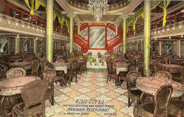 postcard king joy lo