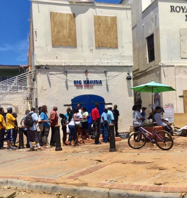 The St. Thomas Restaurant Community is Feeding the Island's Hurricane Recovery